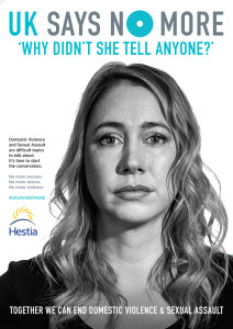 Tiffany Stevenson - Print Ads: UK SAYS NO MORE