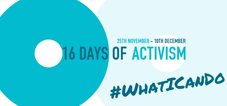 16 DAYS OF ACTIVISM 4
