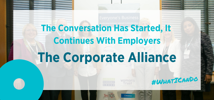 The Conversation Has Started, It Continues With Employers   The Corporate Alliance